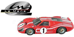 Ford MkIV n°1 Le Mans Miniatures Le Mans 1967