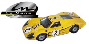 Ford MkIV n°2 Le Mans Miniatures Le Mans 1967