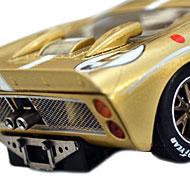 Ford MkIIB NSR - Détail du panneau arrière