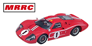 Ford MkIV n°1 MRRC Le Mans 1967