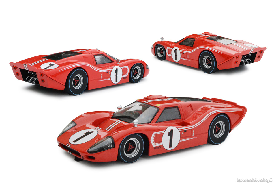 Ford MkIV Scalextric C3892A