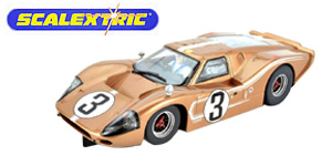 Ford MkIV Scalextric Le Mans 1967