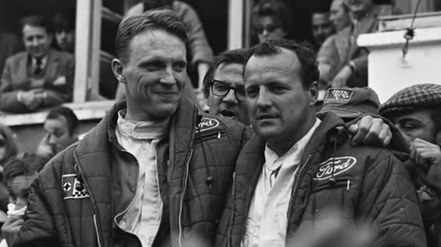 Dan Gurney et Anthony Joseph Foyt, les gagnants de la course du siècle