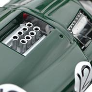 Lola T70 Thunderslot UKL TD001- Détails du moteur