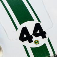Lotus 47 Europe PSK - Détails de la face avant