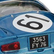 Alpine A110 SRT - Détails des roues arrières