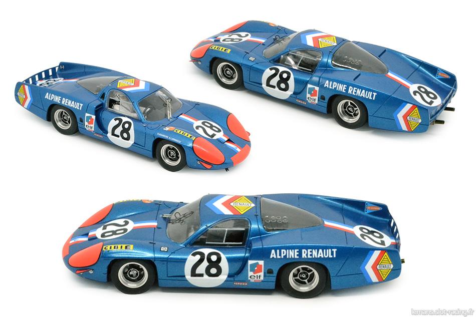 Alpine A220 - Le Mans Miniatures 132044/28M