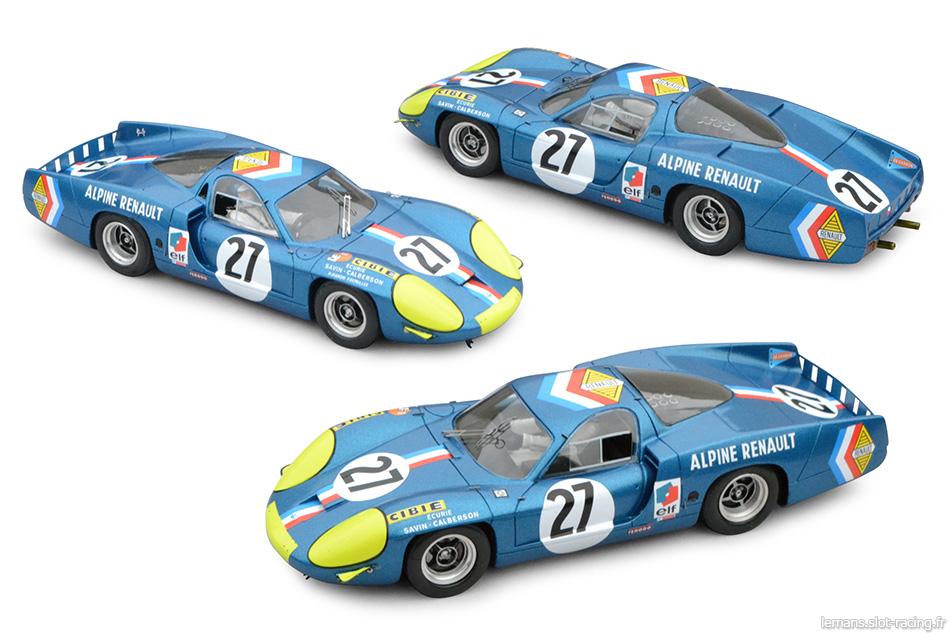 Alpine A220 - Le Mans Miniatures 132044/27M