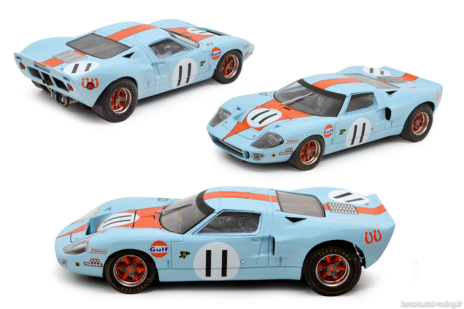 Ford GT40 - Fly Team 005