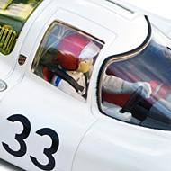 Porsche 908 SRC 01501 - Détails du pilote