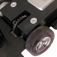 Le moteur longitudinal et la transmission