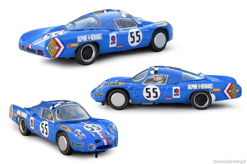 Alpine A210 - Scalextric C13