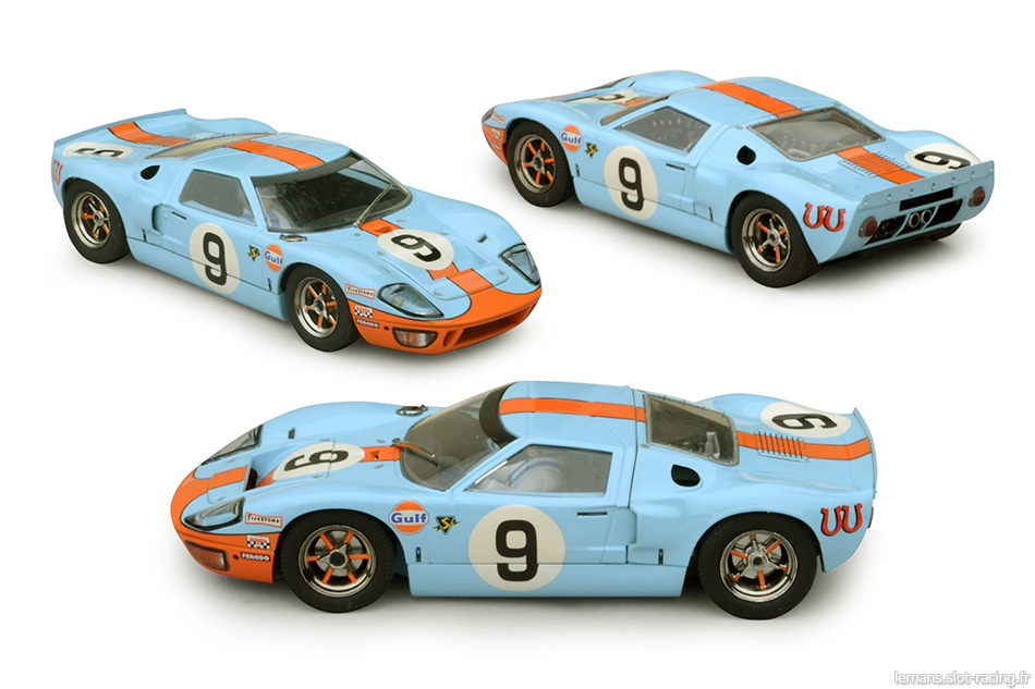 Ford GT40 Scalextric C2403