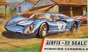 Kit Airfix Porsche 906