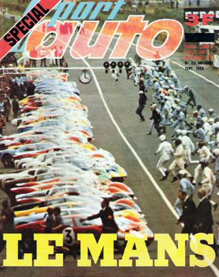 Sport Auto spécial 24 heures du Mans1968