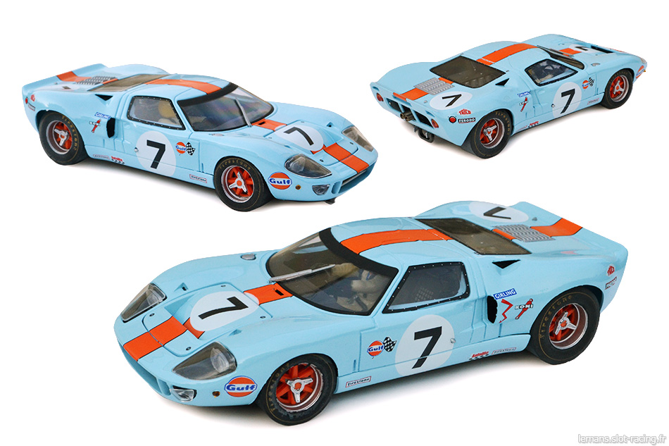 Ford GT40 - Fly Team 016