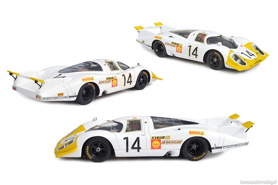 Porsche 917 Le Mans Miniatures 132031/14M