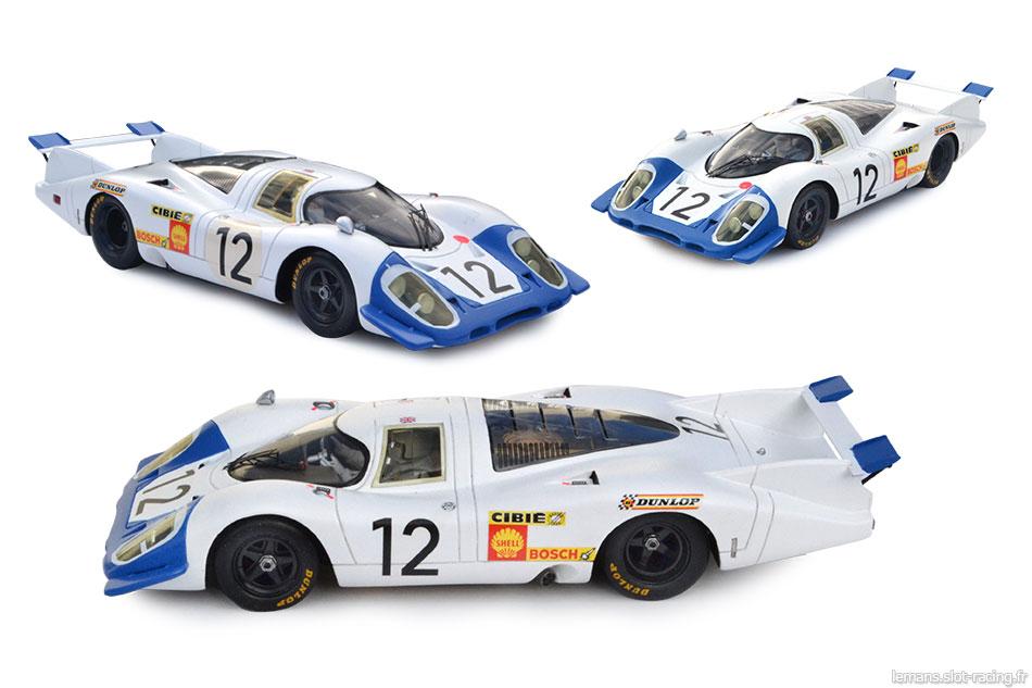 Porsche 917 Le Mans Miniatures 132031/12M