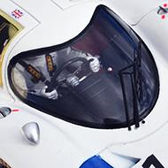 Porsche 917 Le-Mans Miniatures - Détail du poste de pilotage