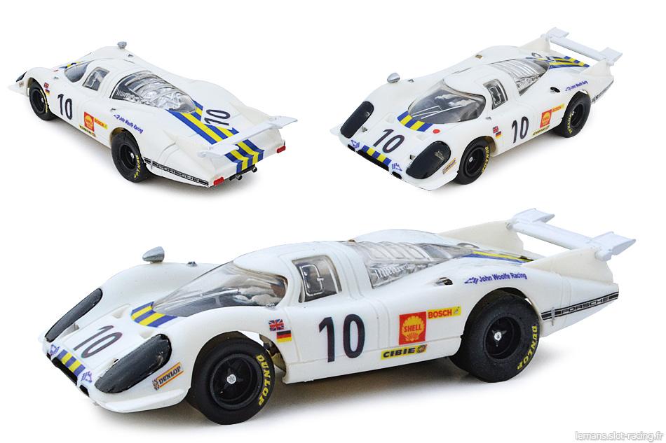 Porsche 917 Scalextric C22