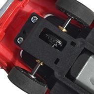 Ferrari 275GTB Ocar -Le châssis adaptable Slot Classic
