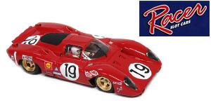 Ferrari 312 P n°19 Racer Le Mans 1969
