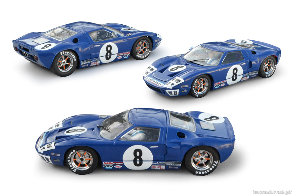 Ford GT40 Scalextric C2472