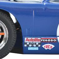 Ford GT40 Scalextric - Détails de la décoration
