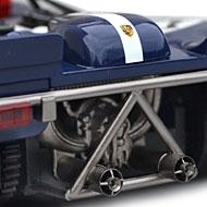 Porsche 908 Fly SM02 - Détails de la caméra arrière