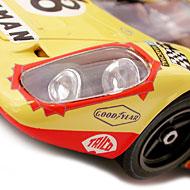 Porsche 917K Fly 88270 - Détails des phares