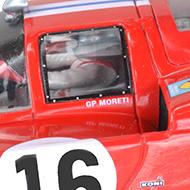 Ferrari 512S FLY C26 - Détails de la décoration