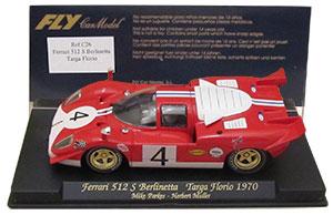 Ferrari 512S Fly C26