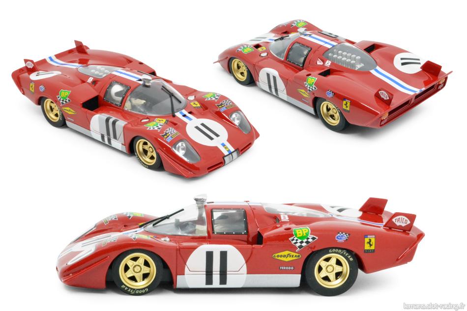 Ferrari 512S - C29