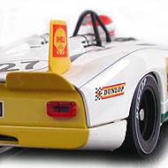 Porsche 908/02 Fly C49 - Détails de l'arrière