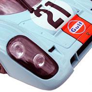 Porsche 917K Fly C85 - Détails de l'avant
