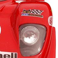 Ferrari 512S FLY Team 002 - Détails des roues