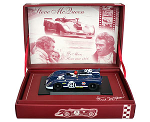 Coffret Fly Steve McQueen 02, Porsche 908 #29 24H Le Mans 1970