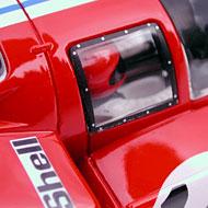 Ferrari 512S FLY Team 002 - Détails du pilote