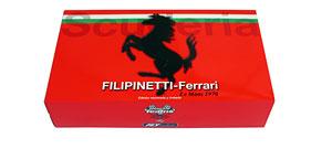 Coffret Fly Historical Teams, Ferrari Filipinetti 24H Le Mans 1970 - #14 Joachim Bonnier / Reine Wisell - #15 Mike Purkes / Herbert Müller