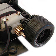Porsche 917K Fly Team 012 - Le moteur transversal