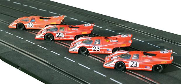 Porsche 917 K numéro 23 Le Mans 1970 - SCX, Fly, NSR
