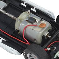 Chevrolet Corvette - Le moteur avant et la transmission