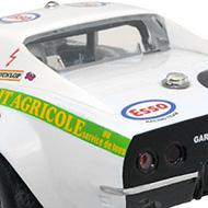 Chevrolet Corvette - Détails de la face arrière