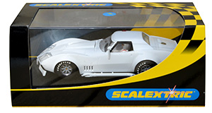 Chevrolet Corvette Scalextric C2525