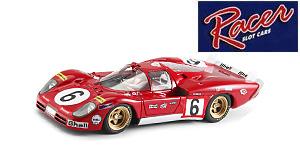 Ferrari 512S Racer Le Mans 1970