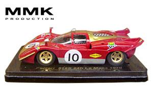 Ferrari 512S n°10 MMK Le Mans 1970