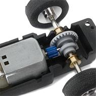 Ligier JS1 PSK - La mécanique Slot Classic