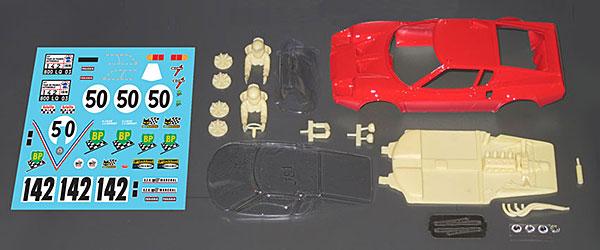 Ligier JS1 Kit PSK pré-peint