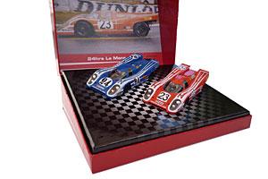 Coffret NSR 10 set 2, 24H Le Mans 1970 - Porsche 917 #23 et #24