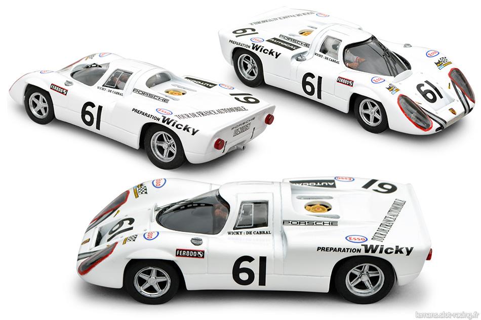 Porsche 907 PSK GM004/1